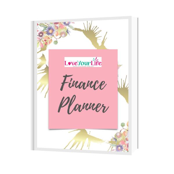 Floral Finance Planner